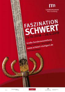 "Sonderausstellung ""Faszination Schwert"". (c) Landesmuseum Württemberg, Stuttgart."